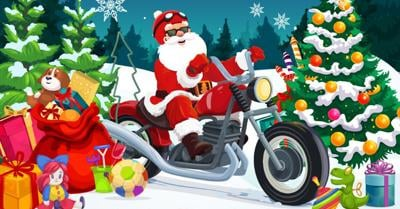 Ride or Drive to the TOY DROP 2020, November 8th