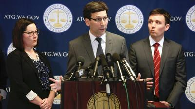 AG Ferguson to lead a multistate lawsuit challenging Trump Administration family separation policy
