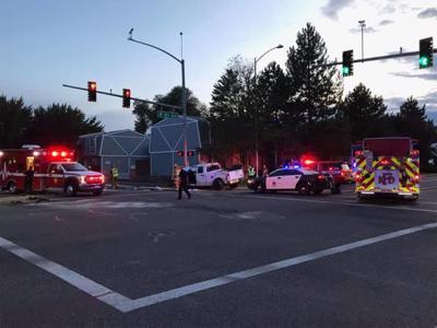 Kennewick Car Crash