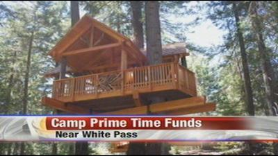 Camp Prime Time close to meeting its fundraising goal