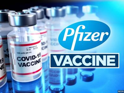 Second dose Pfizer vaccines have arrived to Kennewick's vaccination site