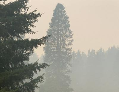 Wildfires close some Oregon state parks and prompt statewide fire ban for all state parks