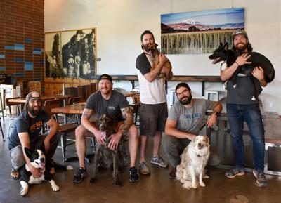 Hops for Hounds fundraiser raises money for Yakima Humane Society