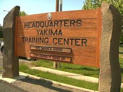 Local law enforcement and fire departments participate in emergency response exercise at Yakima Training Center
