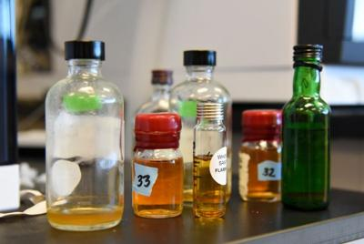 New distilled spirits analysis earns WSU team top honors at world conference