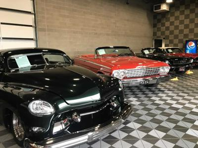 Local Car Auctions >> Classic Car Auction Named After Local Man News Nbcrightnow Com