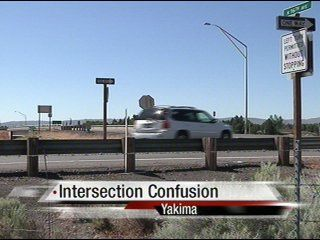 Intersection has many people confused