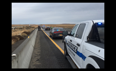 multi-state car chase