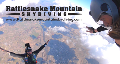 rattlesnake mountain skydiving