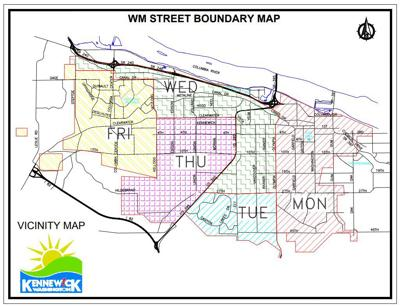 New garbage collection dates for WM Kennewick customers