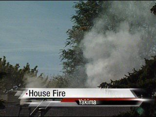 House fire creates multiple challenges for Yakima firefighters