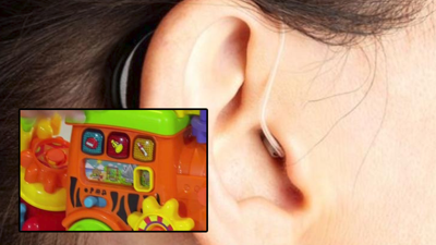 toys and hearing