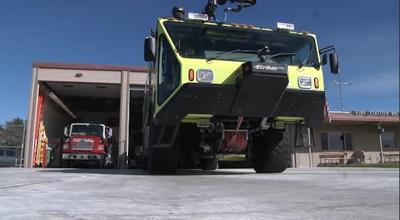 Yakima Air Terminal receives one million dollars for fire vehicle