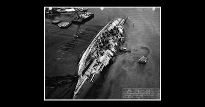 World War II Navy Shipfitter identified as resident from Yakima Washington