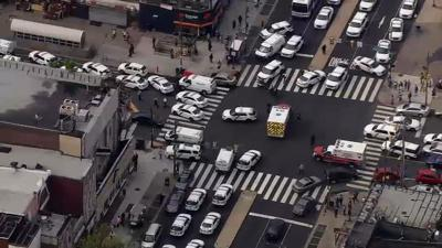 At Least 4 Officers Shot in North Philadelphia