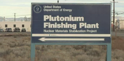 DOE's website for all things about the Plutonium Finishing Plant