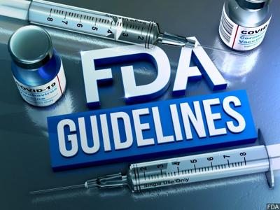 FDA discloses vaccine guidelines blocked by White House