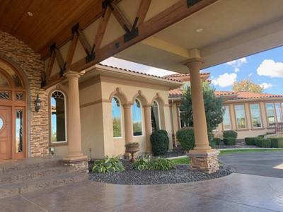 One of the Tri-Cities' most expensive homes is going up for auction