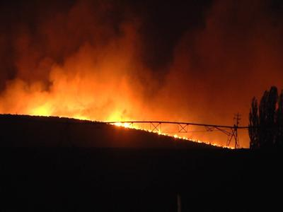 Ranchers in Yakima County filing lawsuit over Range 12 Fire