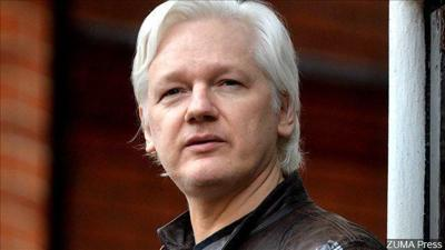 The Latest: WikiLeaks says Assange has chance to clear name