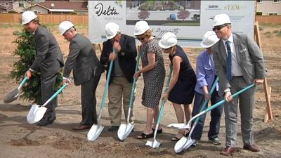 Breaking Ground For Delta High Just Another Step For STEM Locally