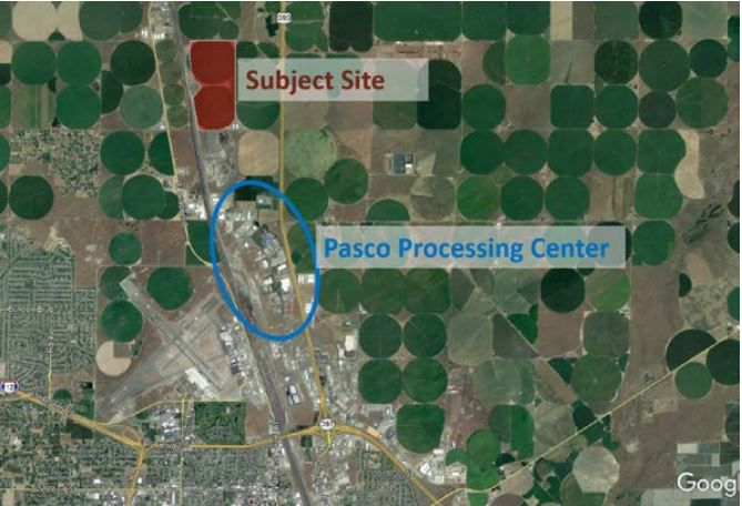 Port of Pasco purchases 300-acres