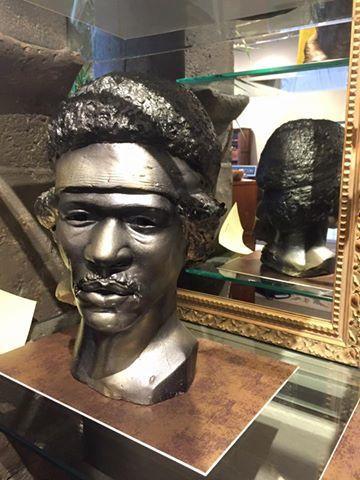 Sculpture exhibit in Kennewick honoring black heroes during Black History Month