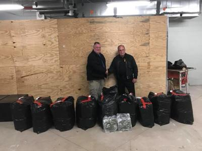 Police recover 200 pounds of marijuana in Pasco man's car