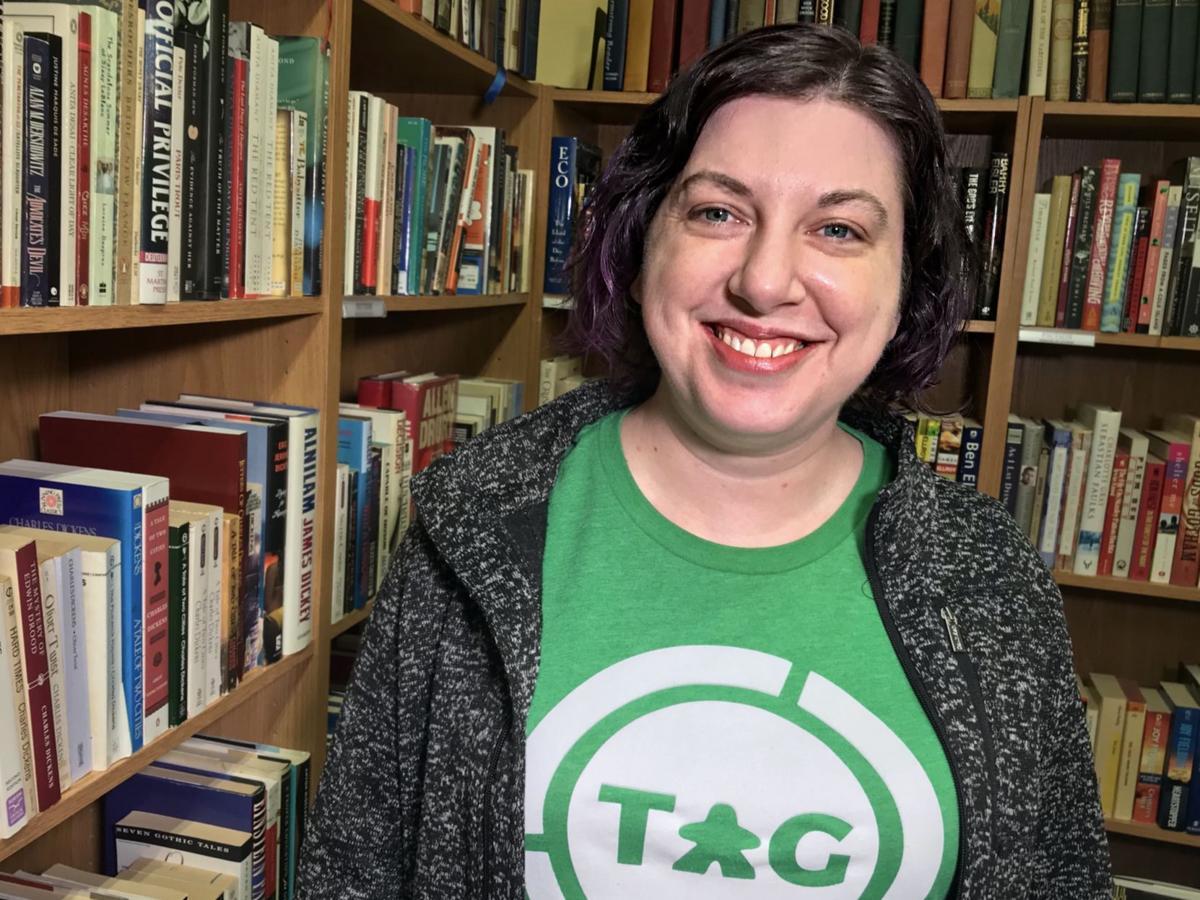Sara Quinn, co-founder of TAG