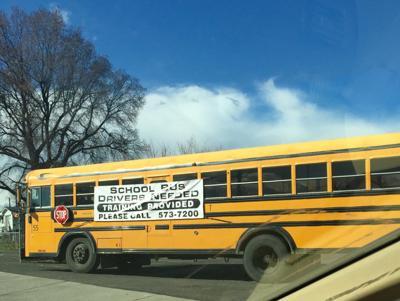 Yakima School District needs more school bus drivers