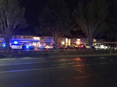 Police investigate shooting in Kennewick