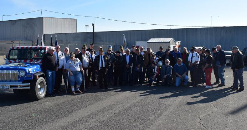 Newhouse honors Vietnam veterans in Sunnyside 3