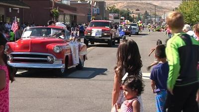 """Prosser Celebrates """"States Day"""" With Annual Parade"""