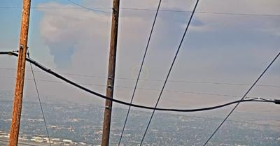 Unhealthy air quality in Yakima County