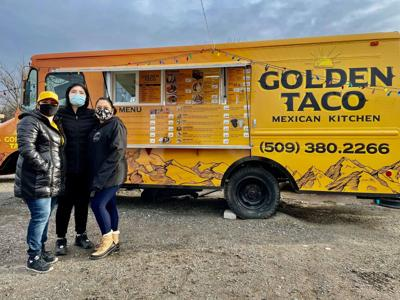 Local family's dream come true after opening a food truck