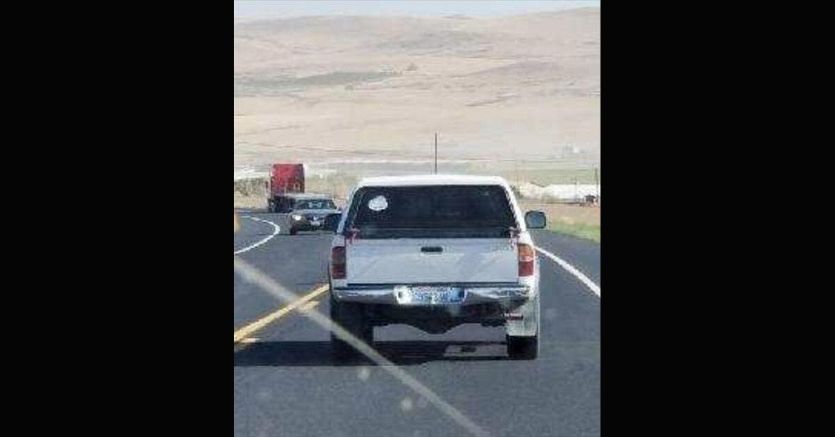 WSP needs your assistance locating a Hit and Run suspect in Yakima