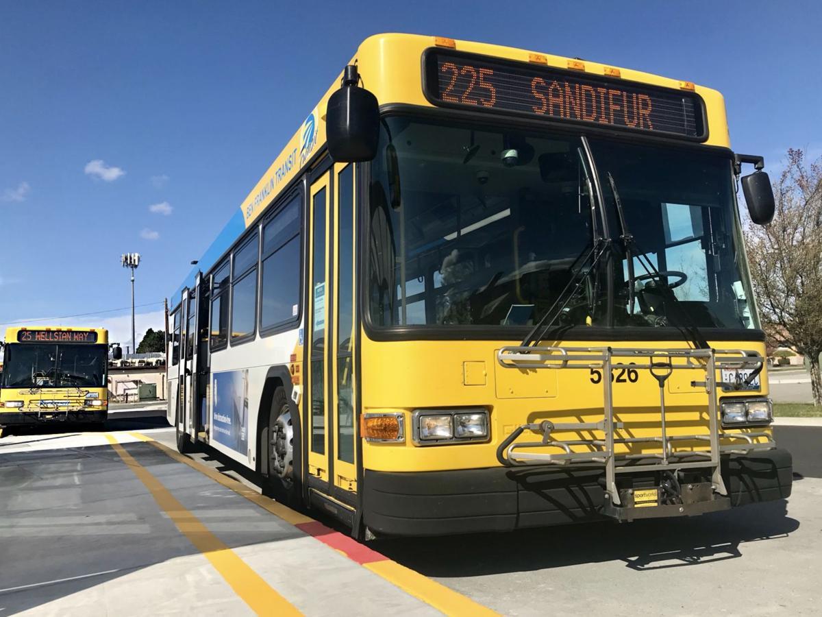 Coronavirus: Ben-Franklin Transit continues to operate