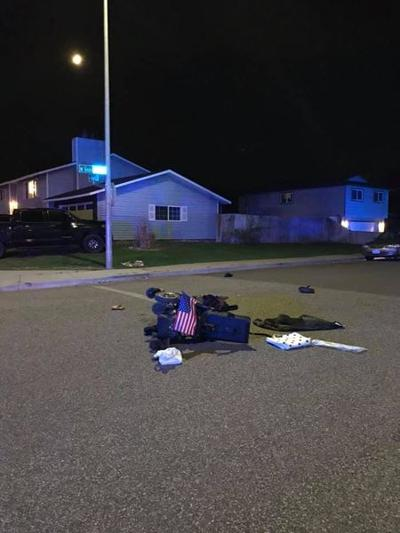 KPD Investigating Hit-and-Run