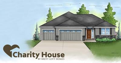 The Charity House Project by Brett Lott Homes