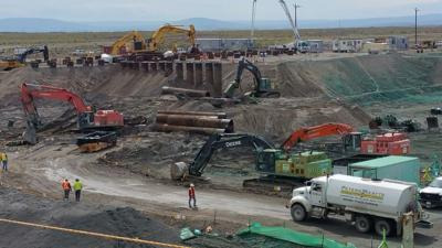 Cleanup complete at one of Hanford's most radioactive sites
