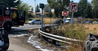 Another man arrested for trying to start a fire at SR-512 and SR-7 in Lakewood
