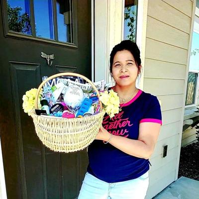 Tri-City Welcome Basket greets new residents with free local treats
