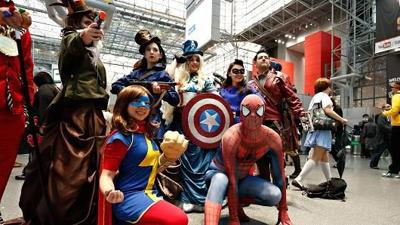 Central City Comic Con is Coming to Yakima
