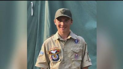 Local Eagle Scout saves swimmer's life in Hawaii