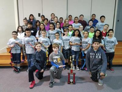 Prosser's Whitstran Elementary School archery team to compete at national competition