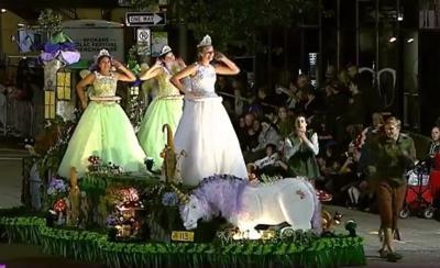 2019 Torchlight Parade float judging results