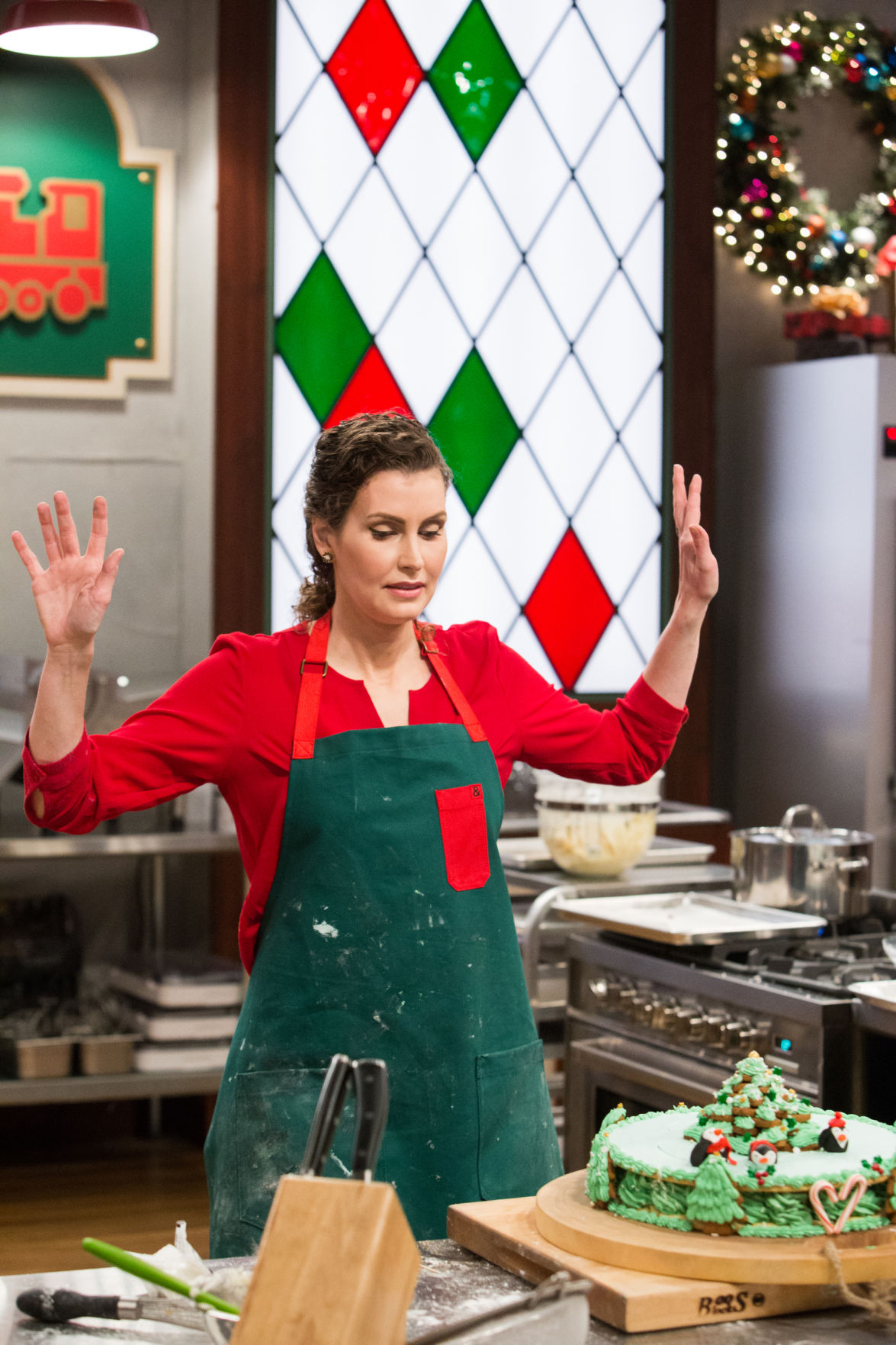 Local Baker Makes Top 3 On Food Network S Christmas Cookie Challenge Community Nbcrightnow Com