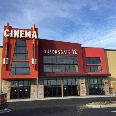 Woman arrested after breaking into Cinemas in Richland