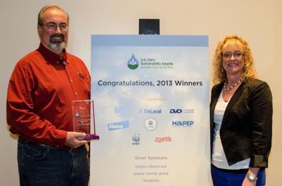 DeGroot Family Farms in Sunnyside Wins Sustainability Award