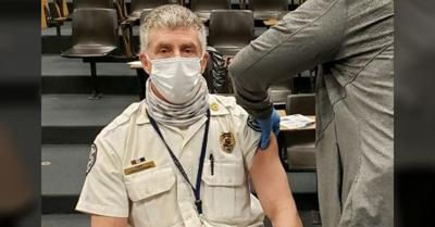 Yakima Firefighters begin receiving COVID-19 Vaccines